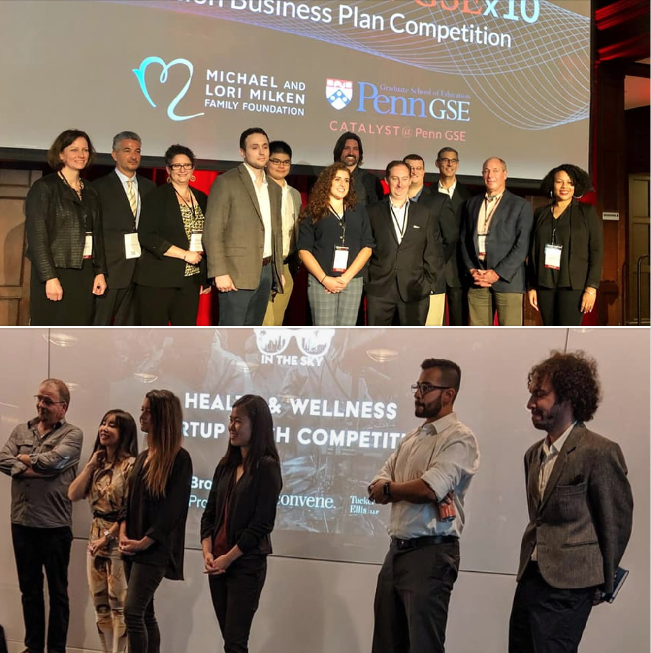 2 Coasts. 2 Pitch Competition wins!