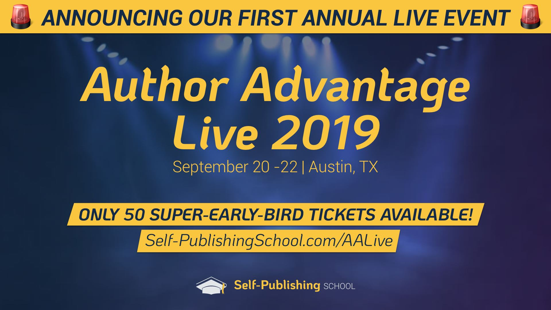 Author Advantage Live