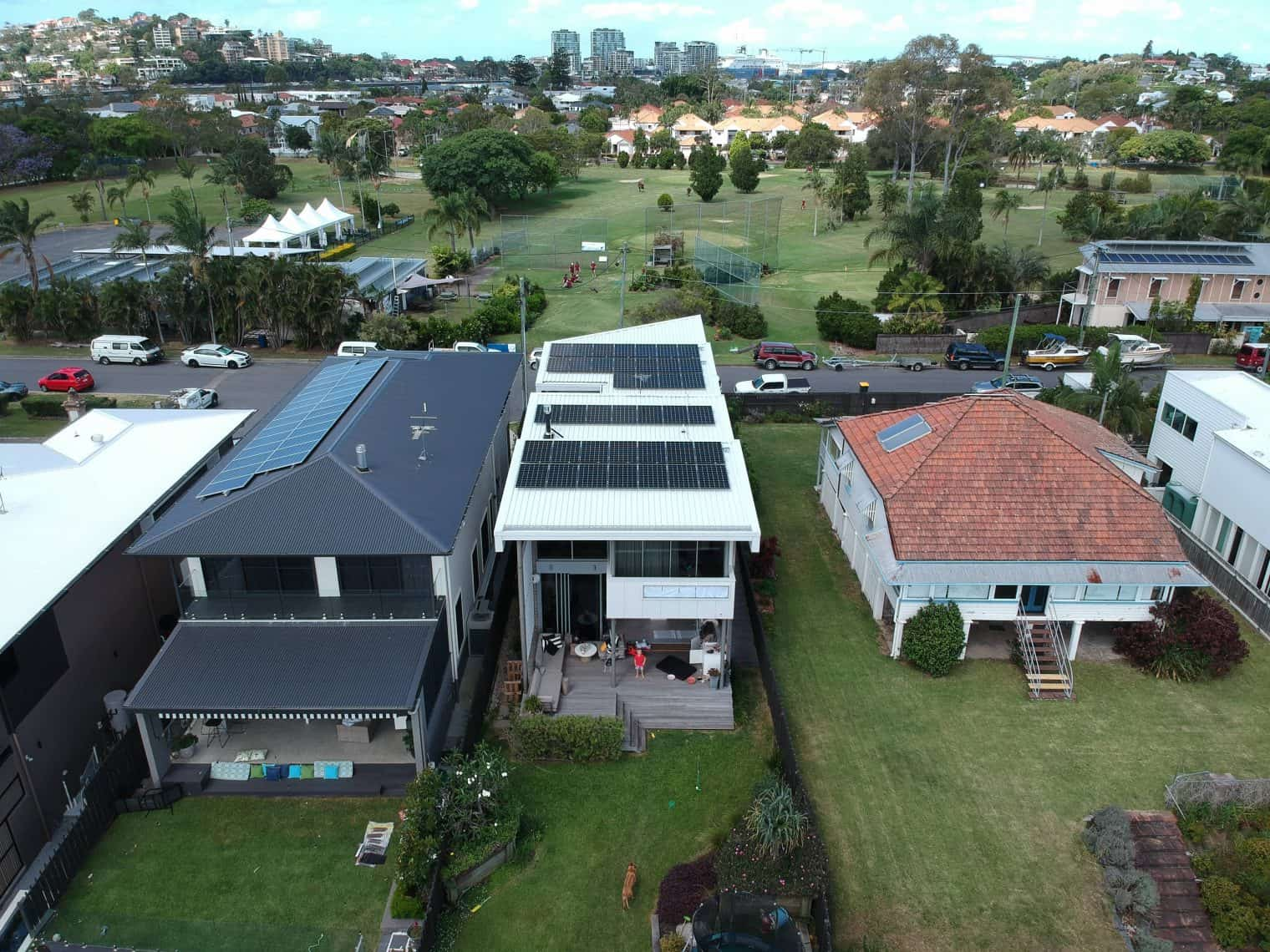 Brisbane Home Solar Power System