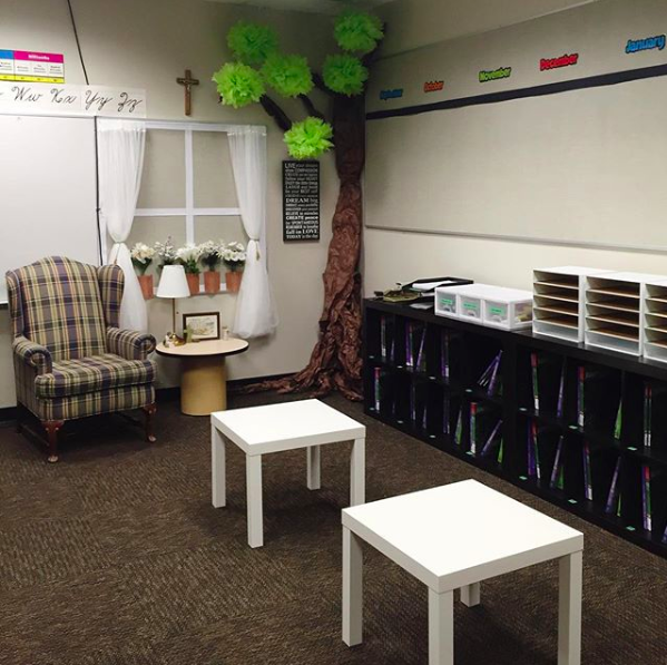 a corner in KRIS' class - follow her on Instagram:  @teacherturned