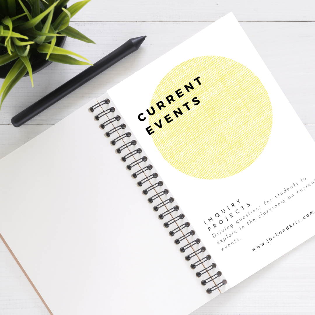 CuRRENT EVENTS INQUIRY TOPICS GR. 4-7