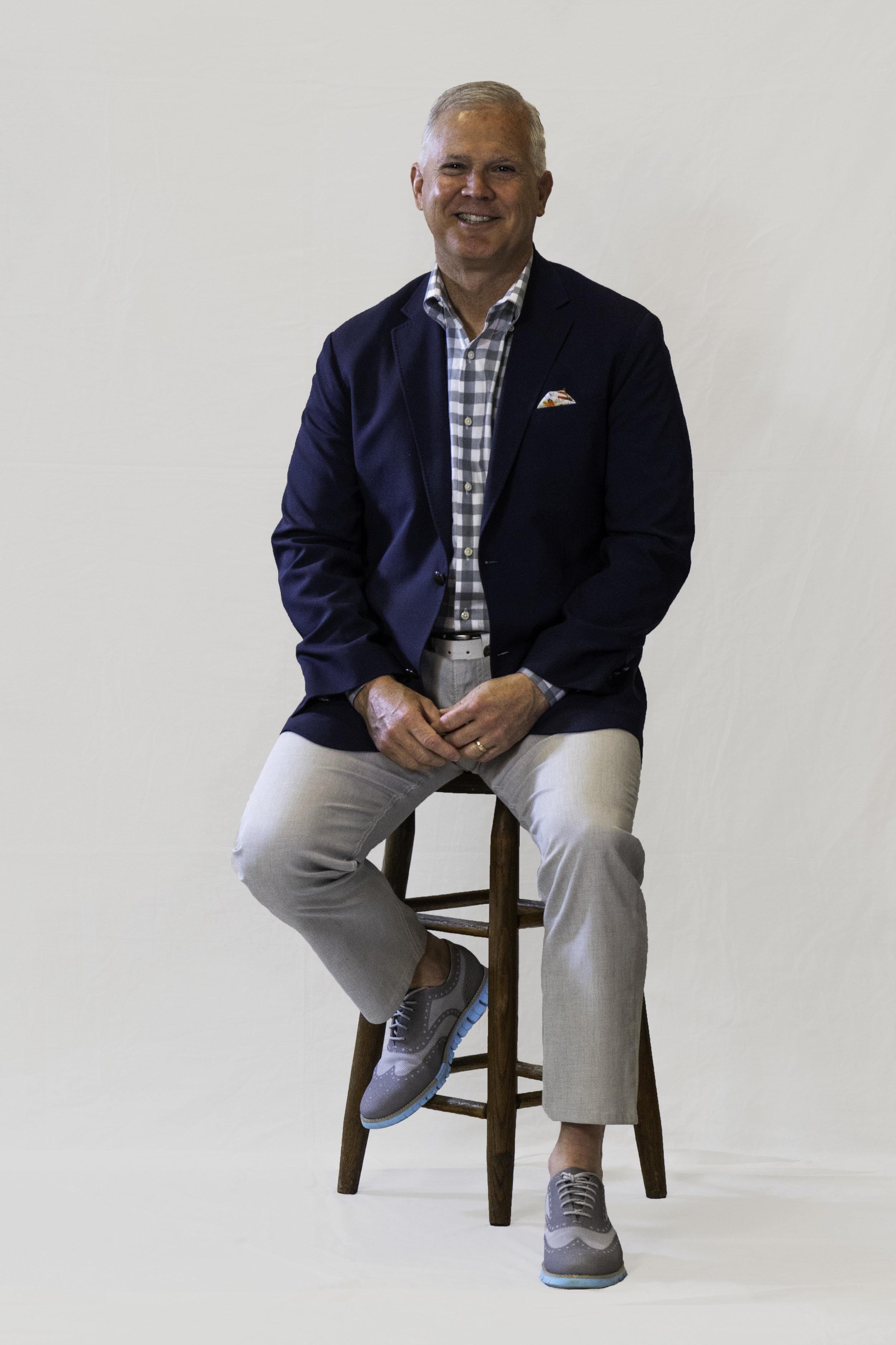 Jeff Neuber - Managing Partner