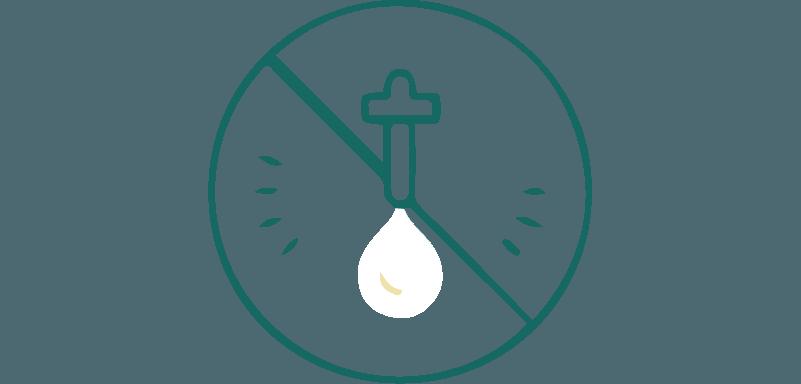 0% huile essentielle  et  sans allergène  pour les peaux de toute la famille.
