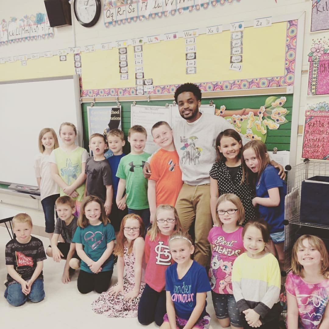 Mr. Reed with Kids 2.JPG