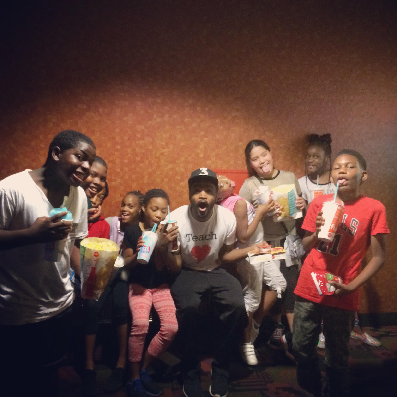 Mr. Reed with kids 4.JPG