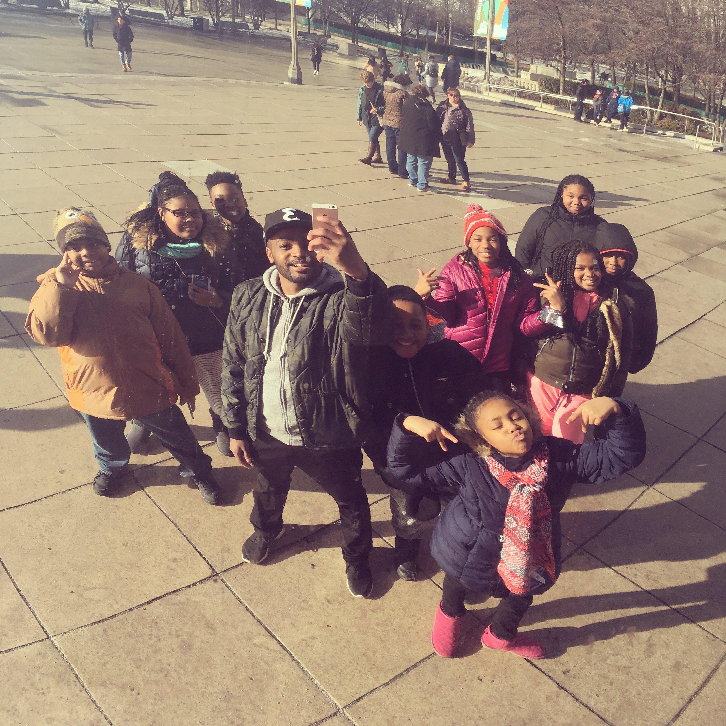 Mr. Reed with Kids 3.JPG