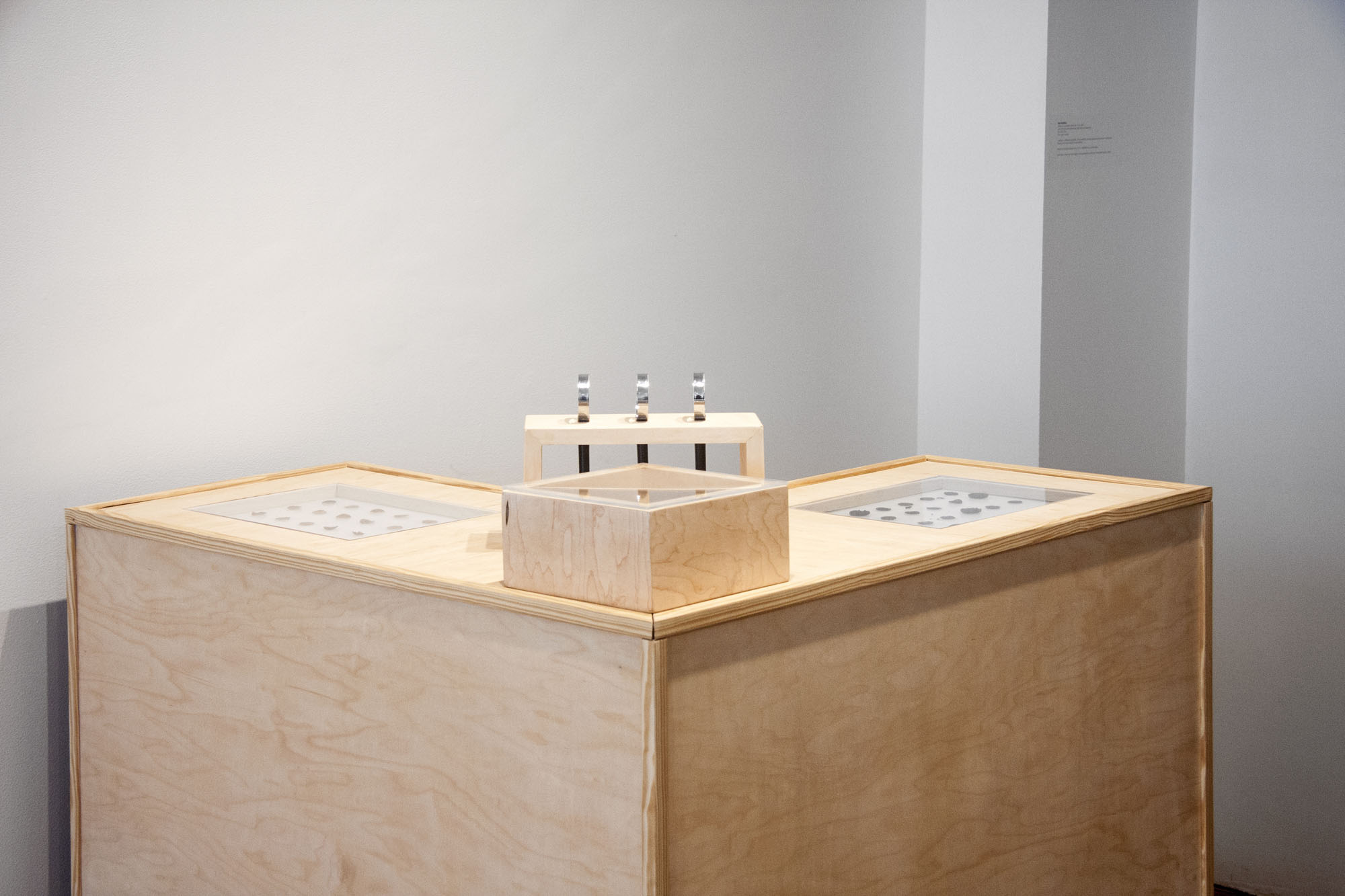 Artifacts of Homebrew Batches No. 1 & 2, installation view