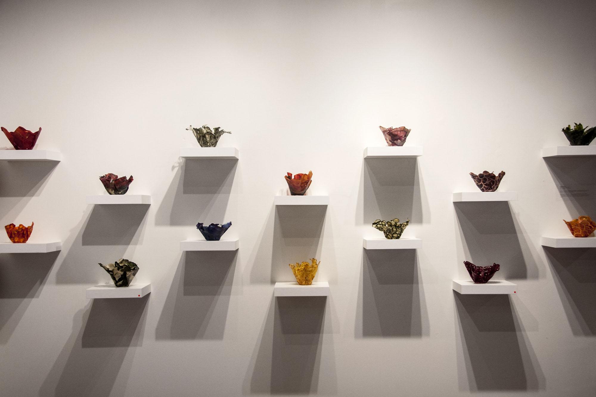 Vegetable Parchment Bowls