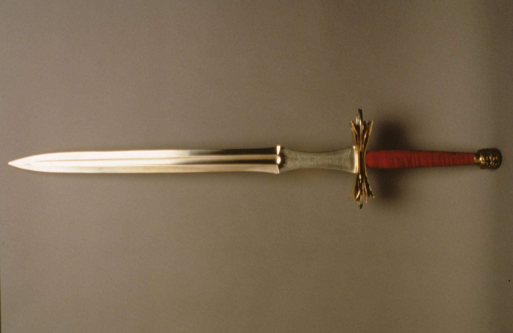 Sword of Geburah