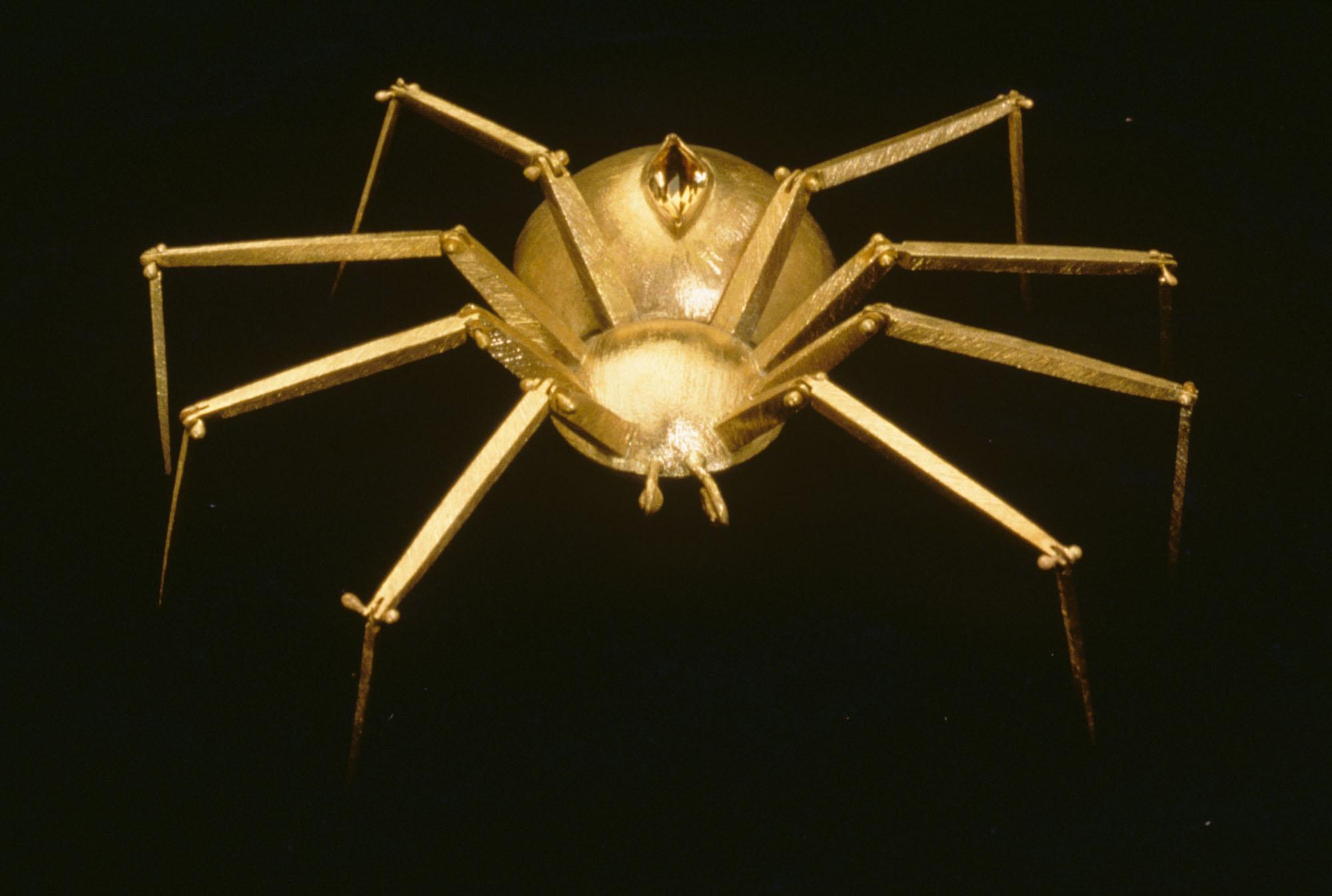 Spider of Tiphareth, detail