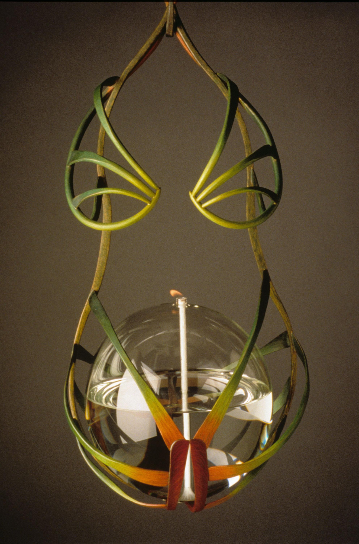 Lamp of Netzach