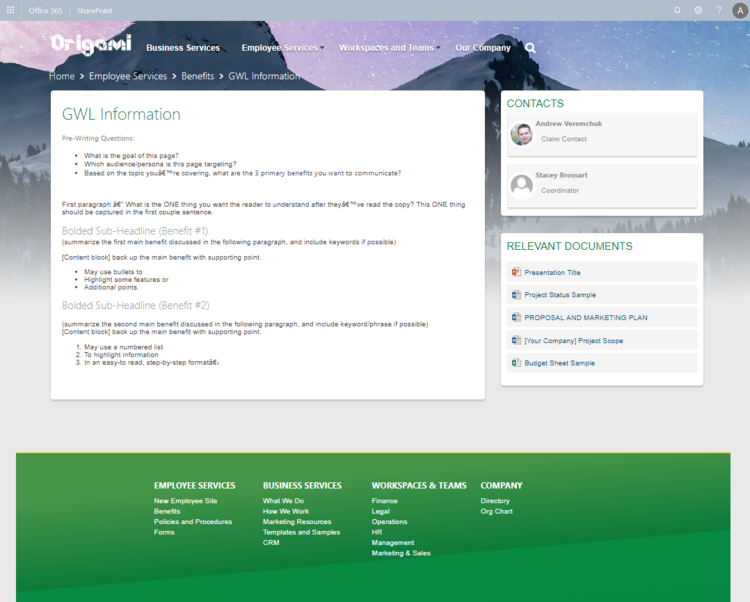SharePoint+Intranet+Article+Page.png