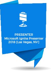 Microsoft Ignite Presenter 2018 - Las Vegas.png