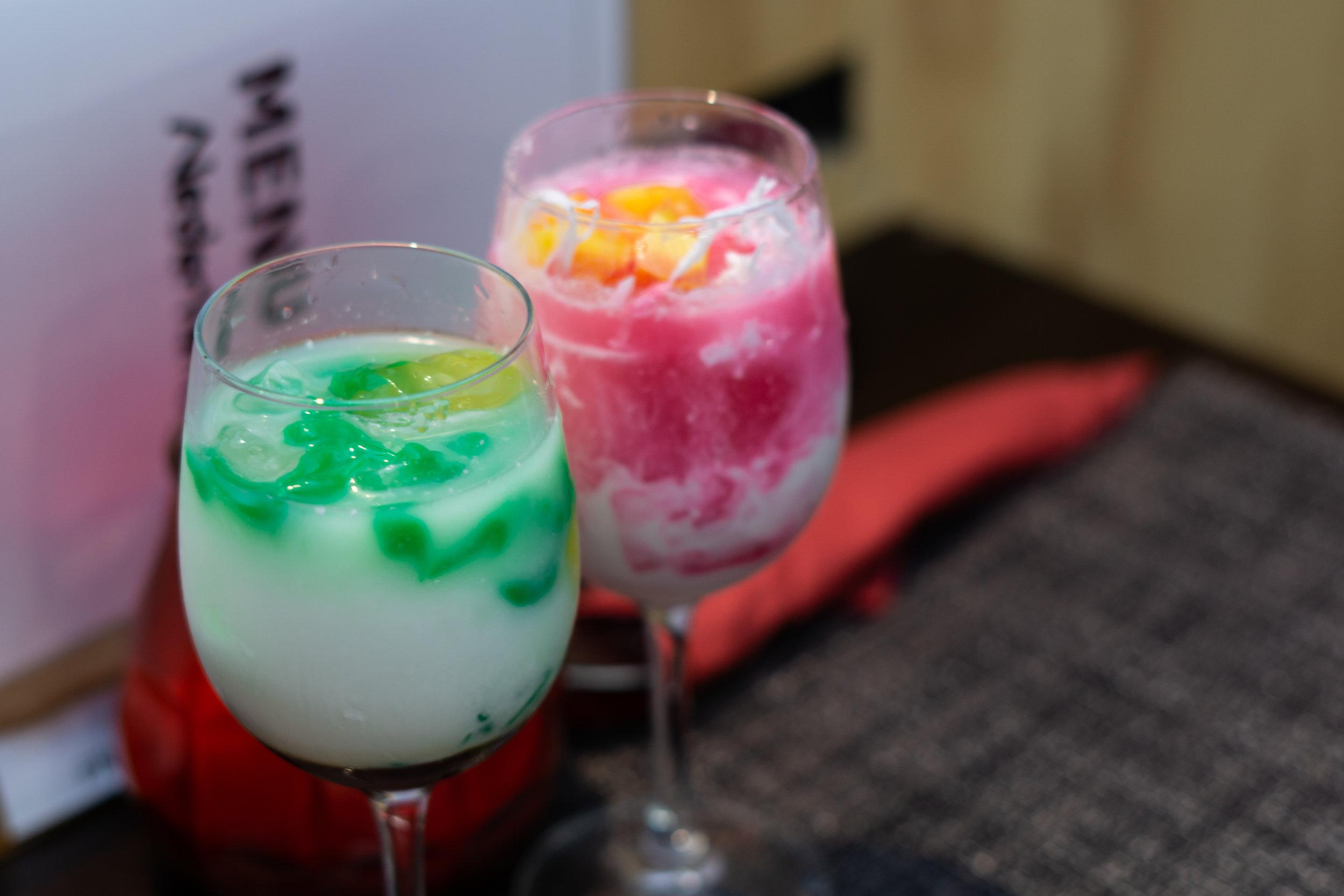 Virgin Cocktails  Foto:  Kopi Kopi