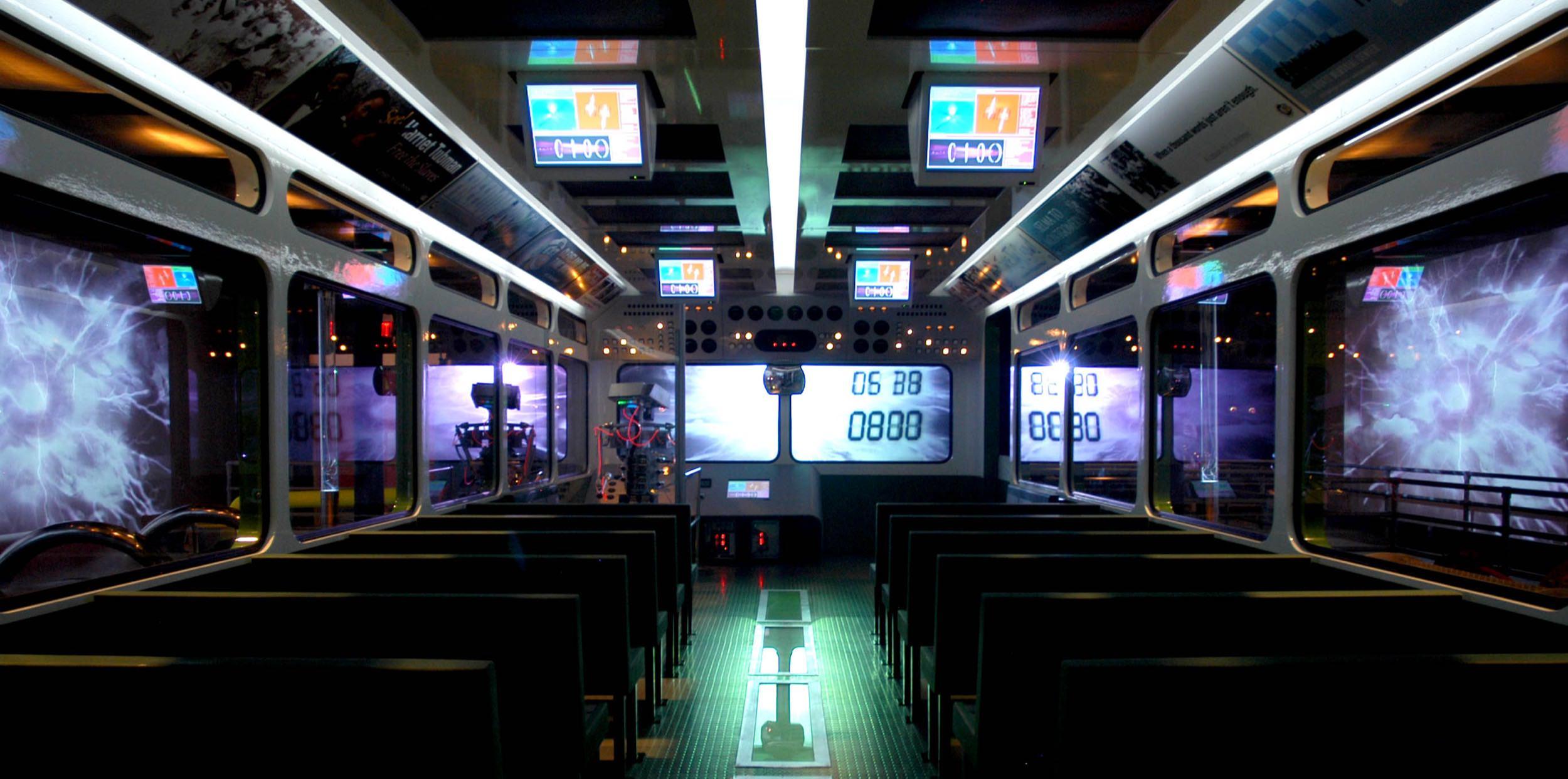 Inside the Cleveland Avenue Time Machine