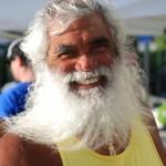 """Samson """"Uncle Santa Sam"""" Rodrigues, Program Manager, Surf Instructor"""