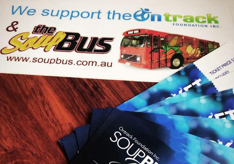 The Soup Bus
