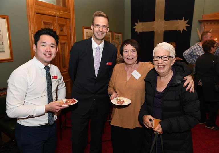 Community Connections A time for change - WRISC Fundraiser
