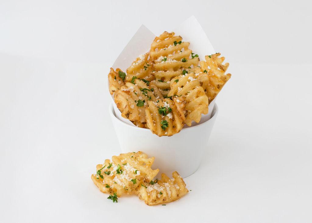 Truffle fries - med - $2.69 | lg - $2.99