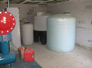 Fertigation Tanks