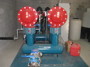 Pump Station Installation