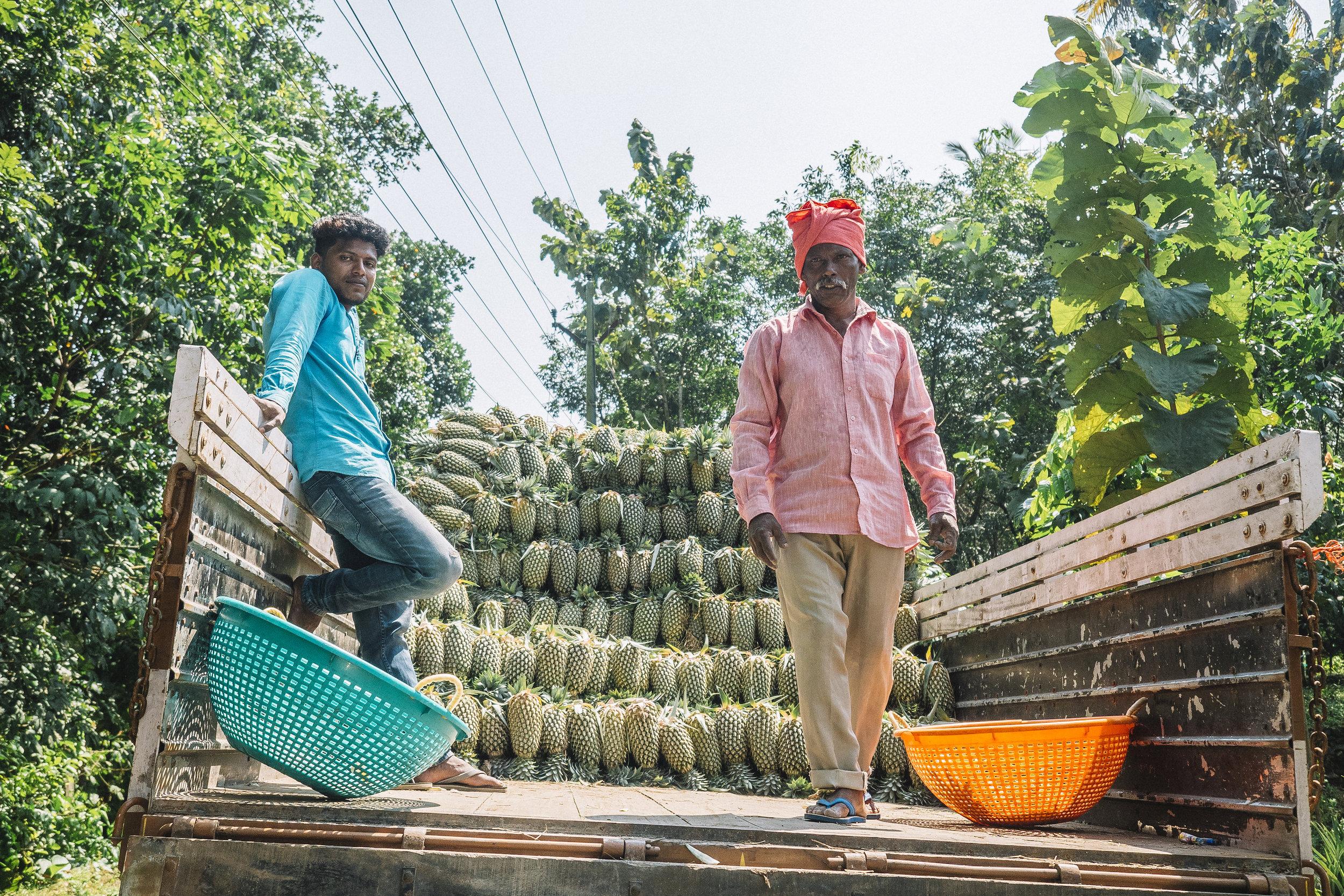 Kerala, India - 2017
