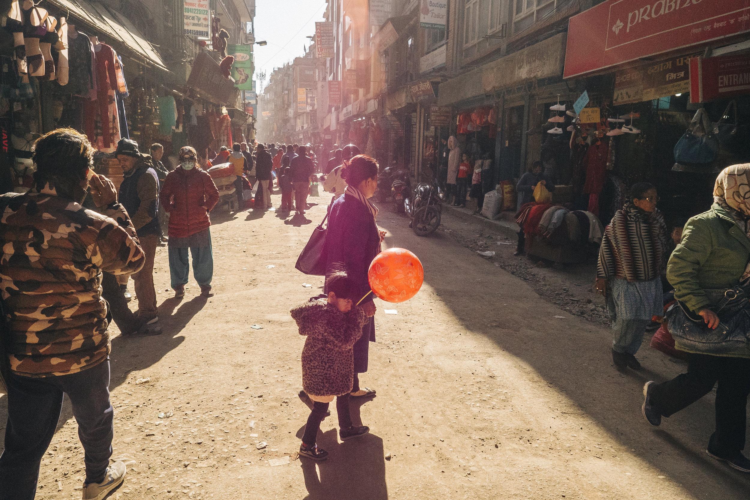 Lalitpur, Nepal - 2018
