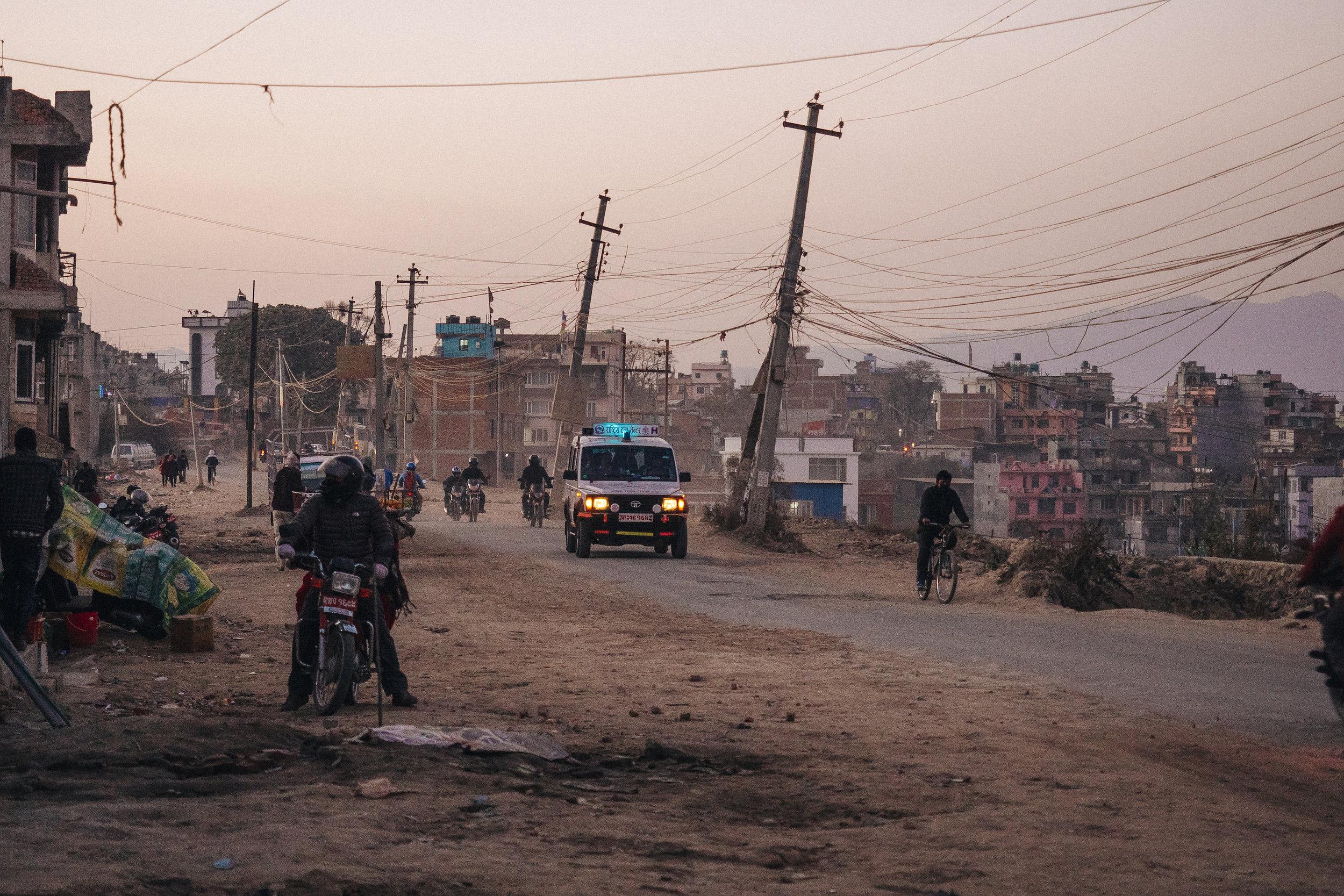Kathmandu, Nepal - 2018