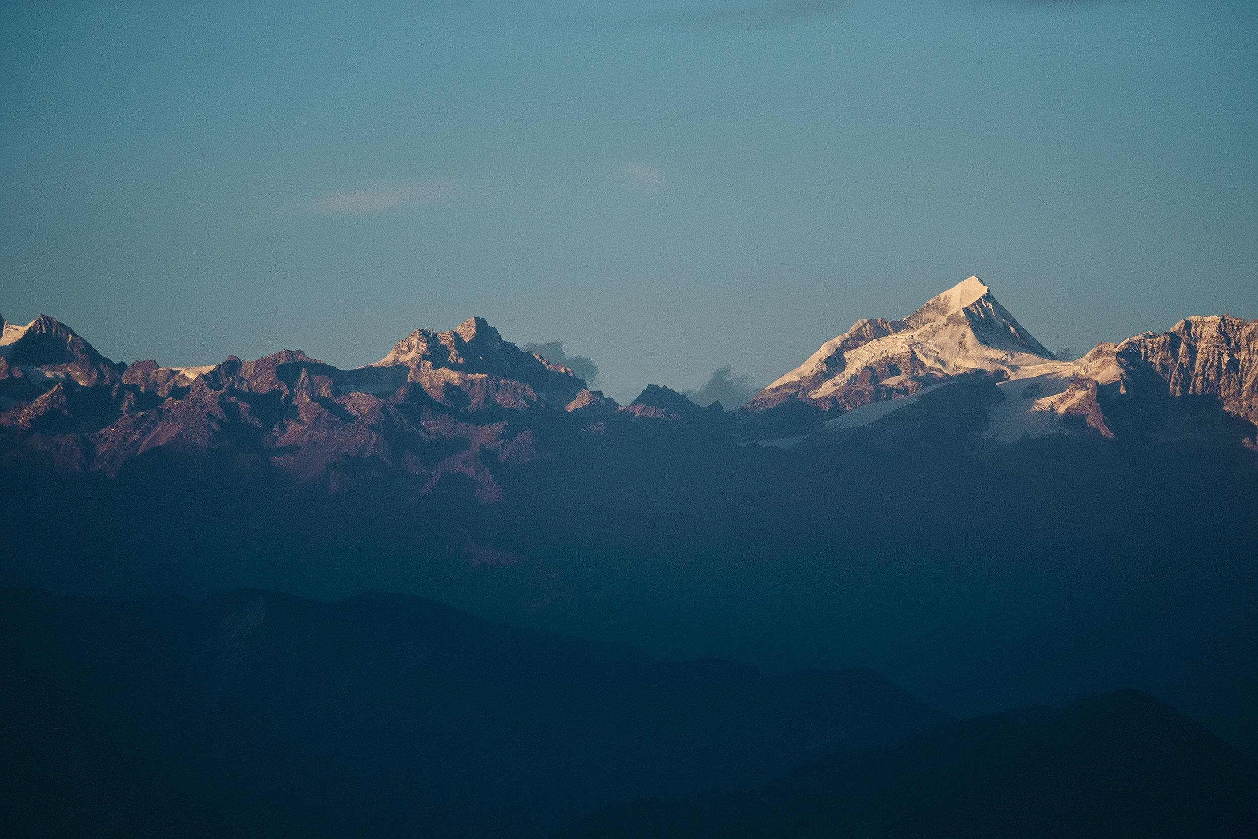 Himalayas - Nagarkot, Nepal - 2018