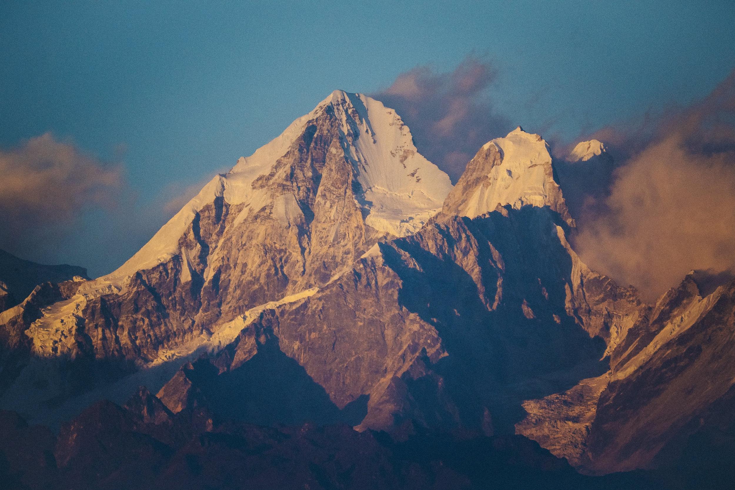 Mt. Dorjelakpa - Nagarkot, Nepal - 2018