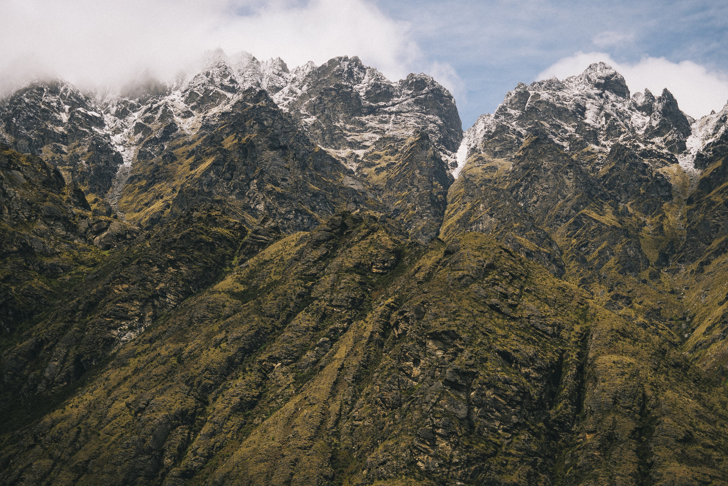 The Remarkables, New Zealand - 2016