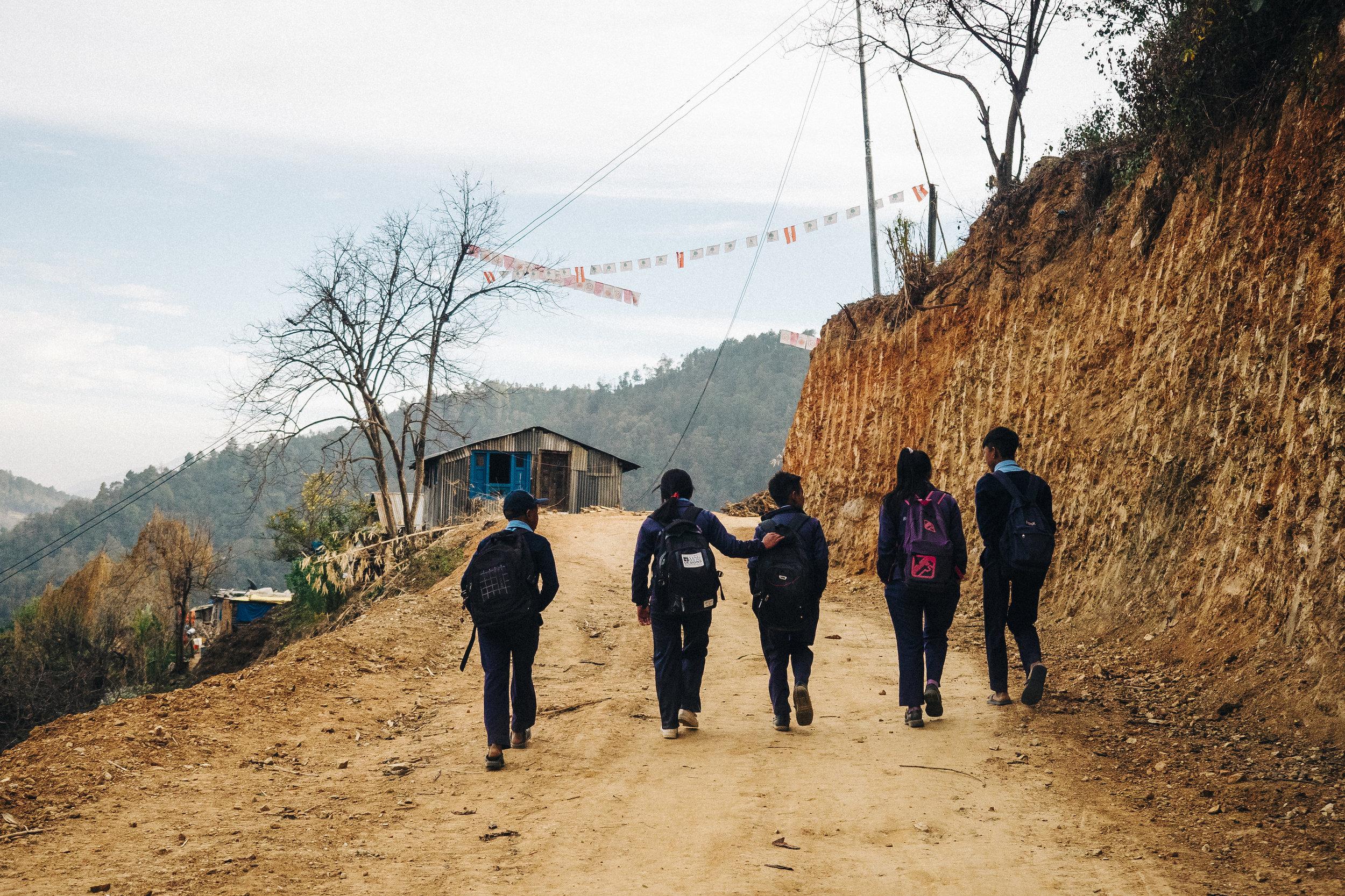 Bhaktapur, Nepal - 2018