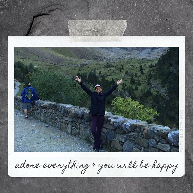 #delight #happiness #pyrennees #mountains  Mountains elevating to inner and outer heights! Ahhhhhh!