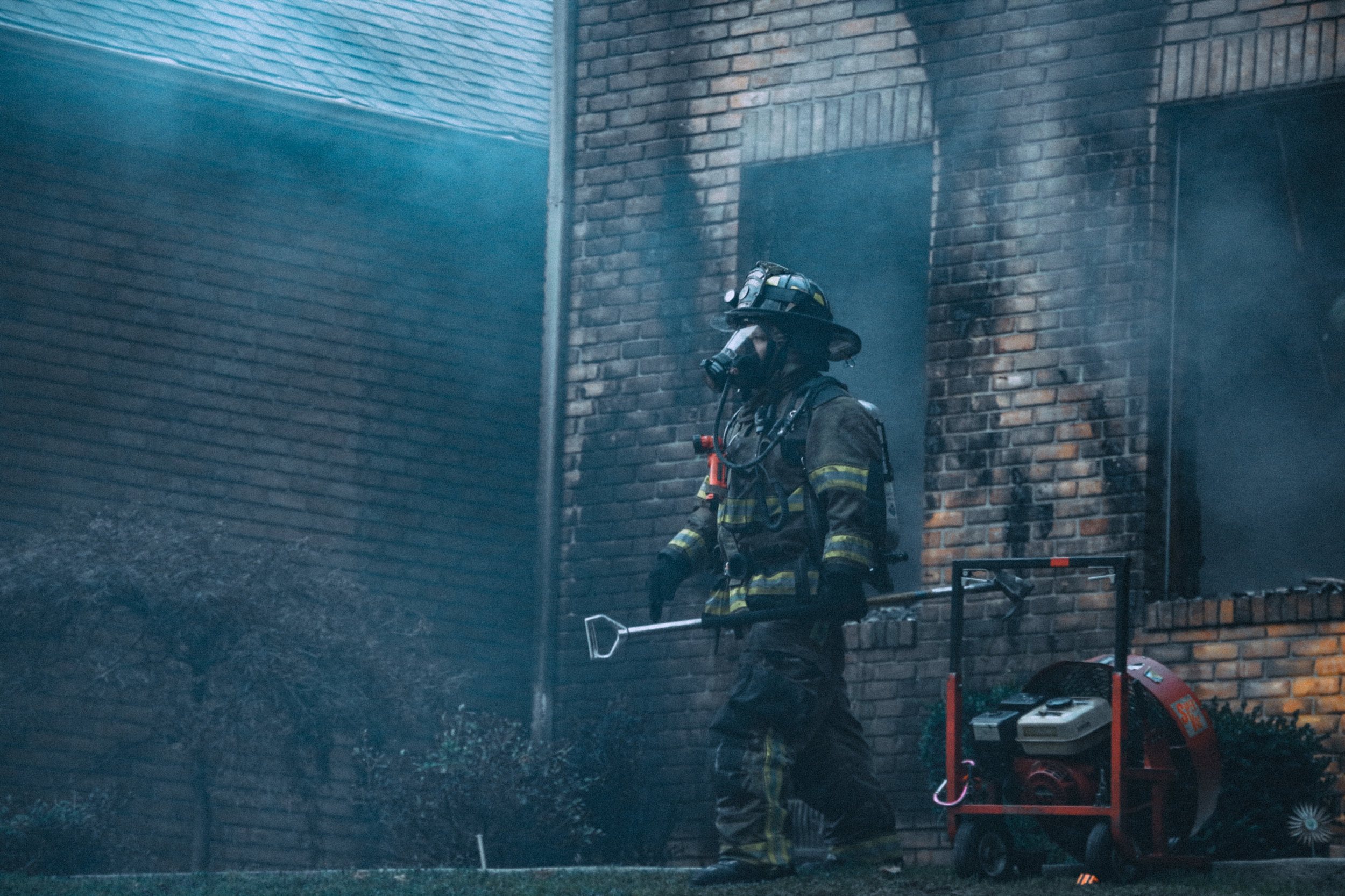 Firefighter Assessment -