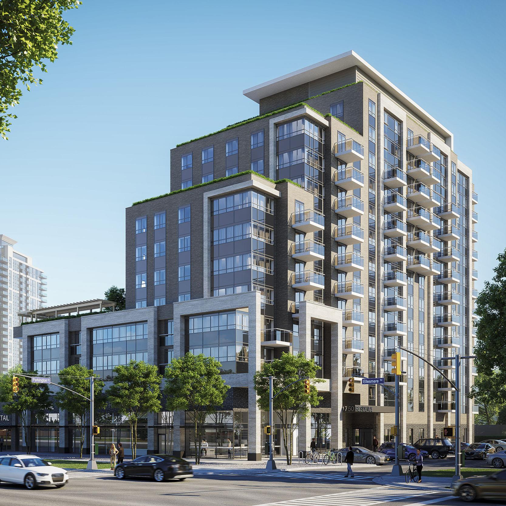 Multi-Unit residential -