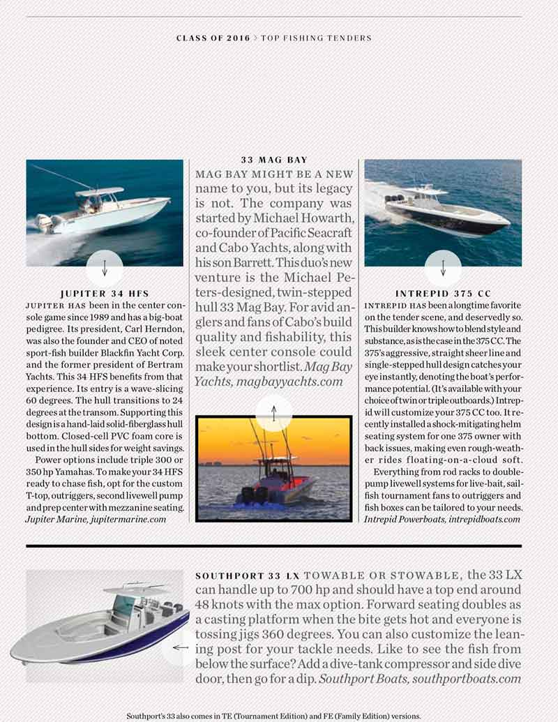 CLICK FOR BOAT ARTICLE
