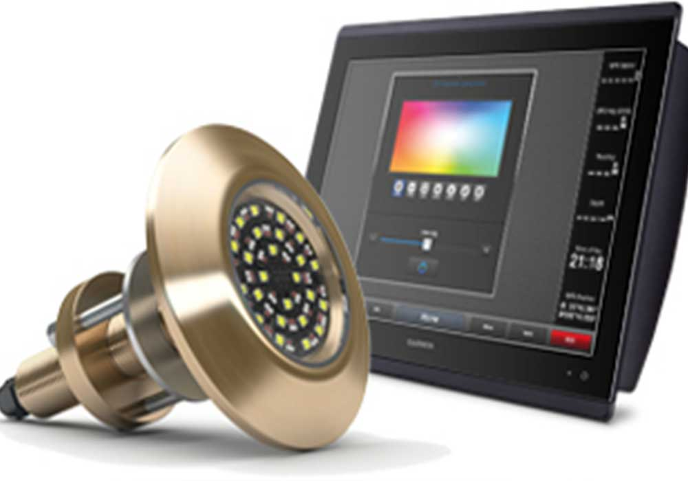 LUMI-LINK LIGHTING CONTROL - CONTROL LIGHTS DIRECTLY FROM MFD DISPLAY