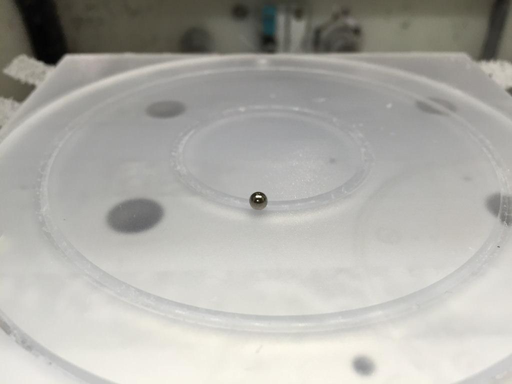 Polycarbonate circles