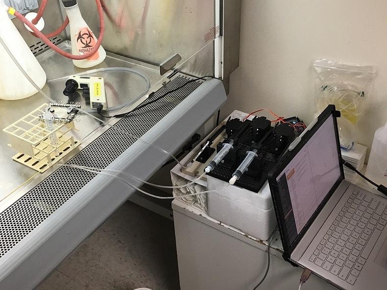 - Accessible Microfluidics Research: Boston University's CIDAR