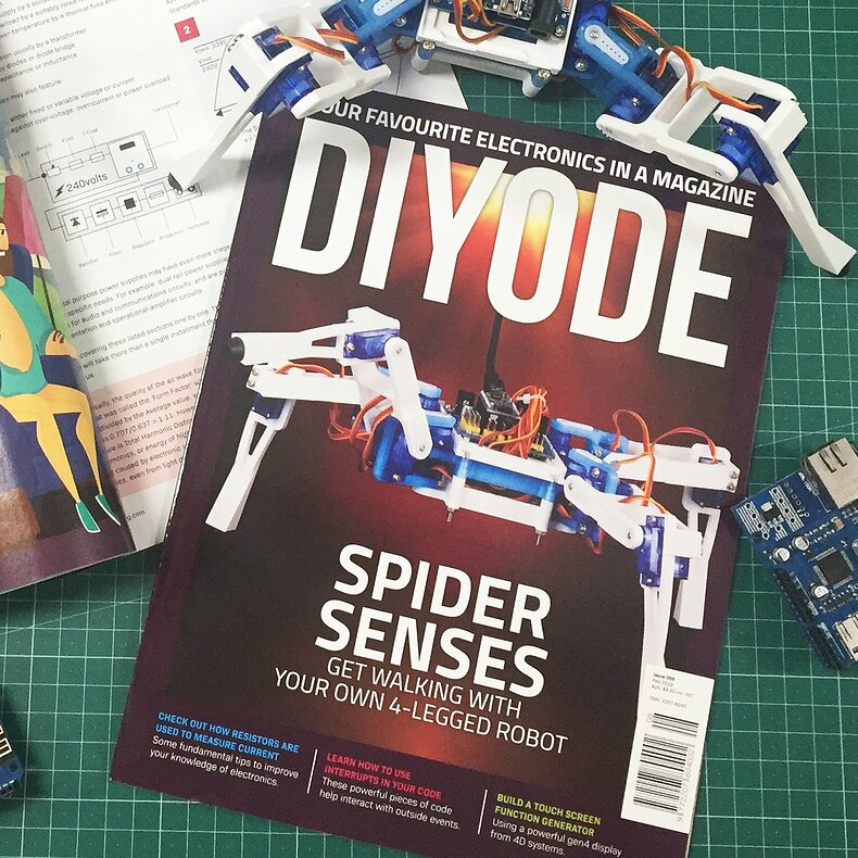 Diyode Magazine reviews Bantam Tools Desktop PCB Milling Machine