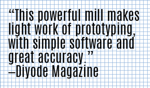 Quote from Diyode Magazine
