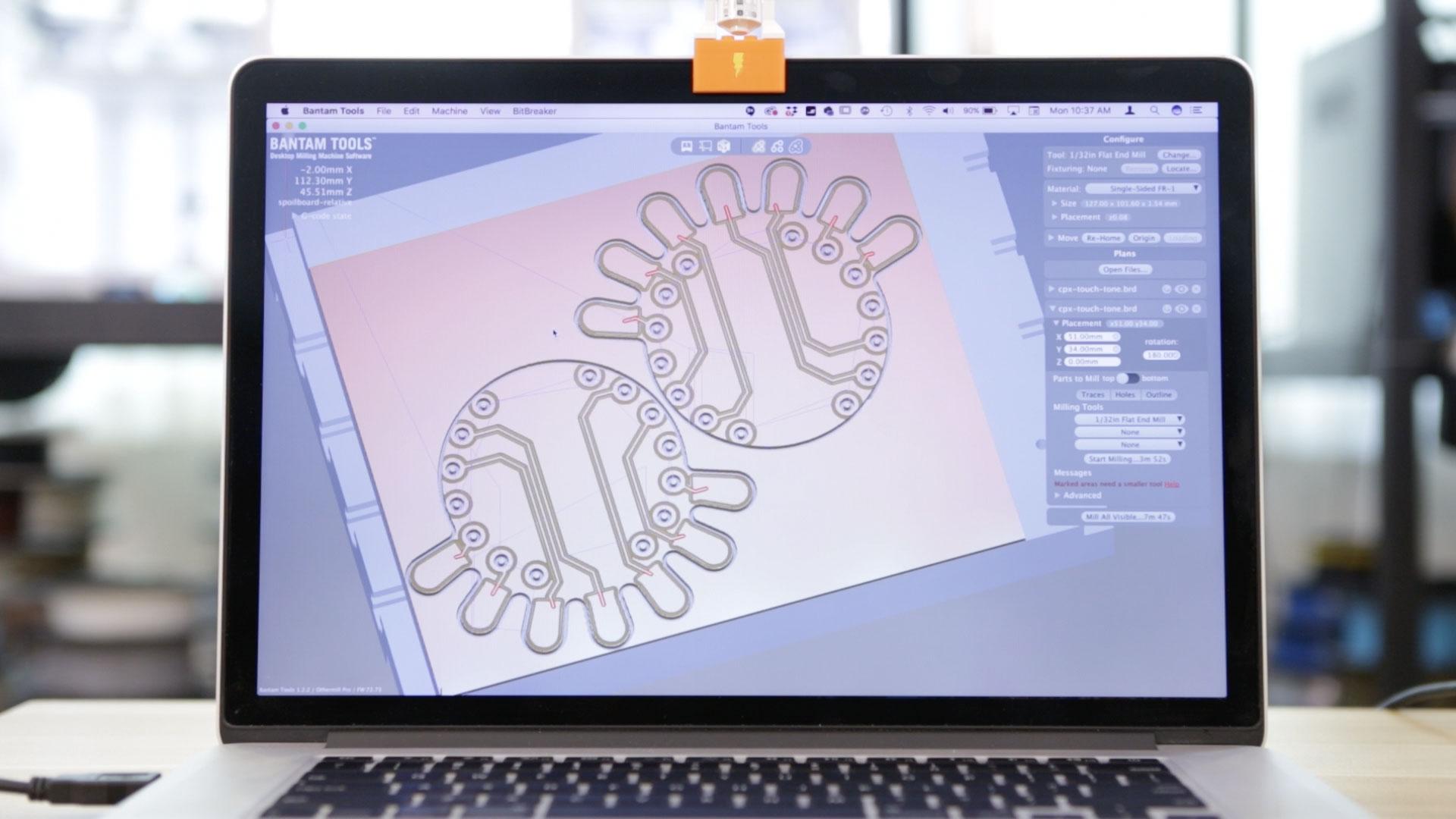 PCB-Design-Bantam-Tools-Software