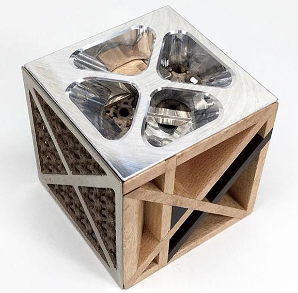 Pacific-Puzzleworks-Metal-Slideways-Cube