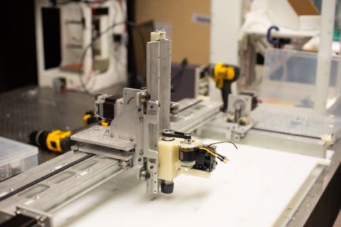 Will Langford's Prototyping Assembly