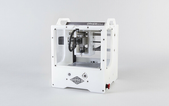 Note the Bantam Tools Desktop PCB Milling Machine was previously known as the Othermill