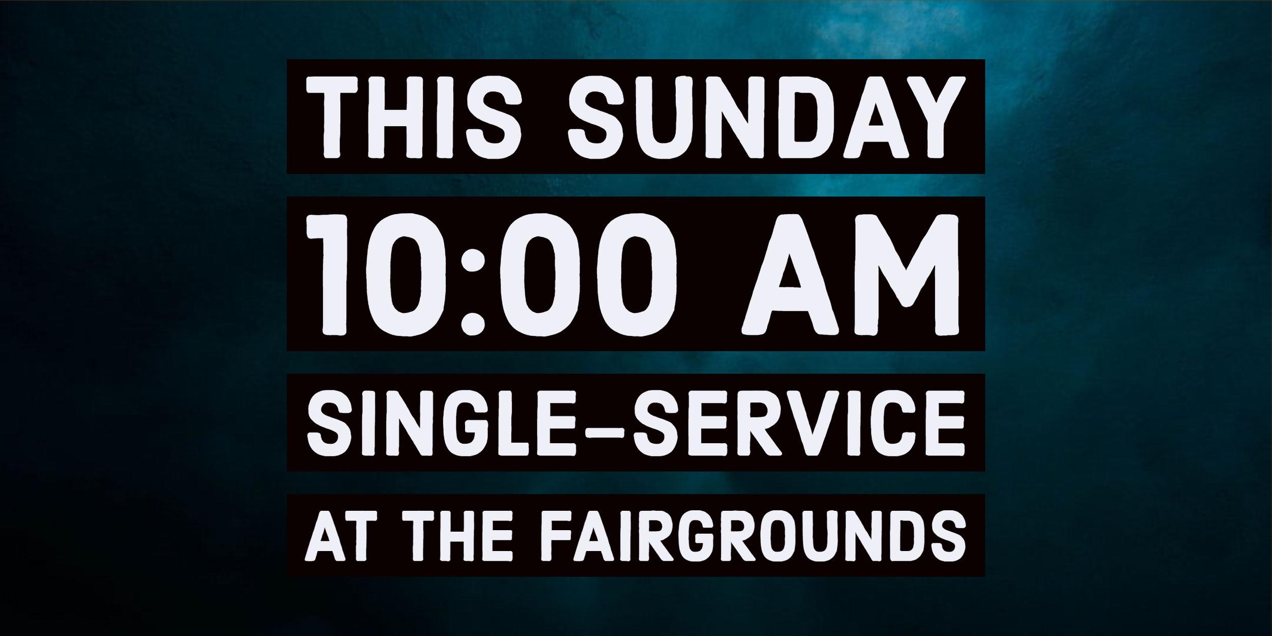 single service 10 am this sunday.jpg