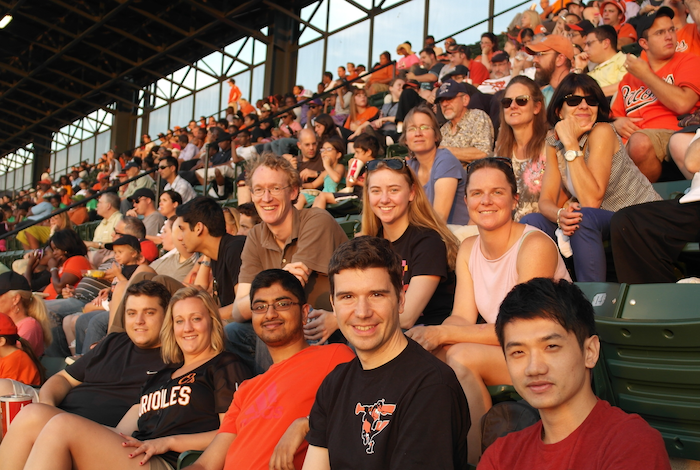 Orioles Home Game 2013