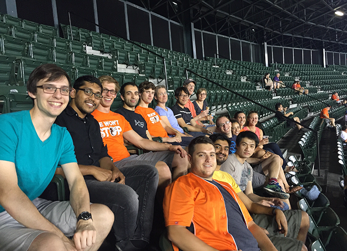 Orioles Home Game 2016