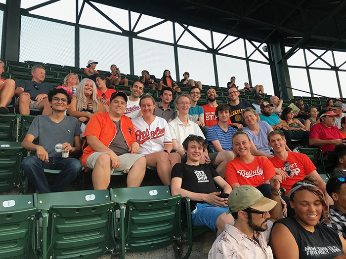 Orioles Home Game 2017