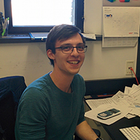 Anthony Veltri - PMB Graduate Student